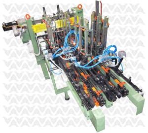 Corali M151 оборудование для производства деревянной тары из шпона