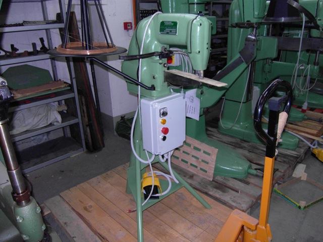 Corali M70 оборудование для производства деревянной тары из шпона