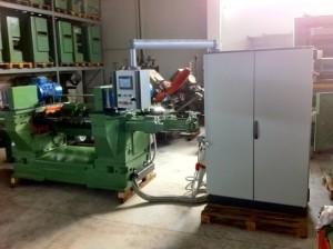 Corali M84 оборудование для производства деревянной тары из шпона