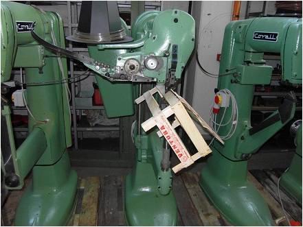 Corali M51 оборудование для производства деревянной тары из шпона