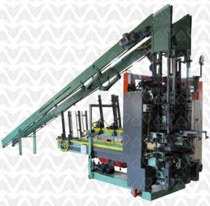 EUROTEM CP QUATTRO оборудование для производства деревянной тары из шпона